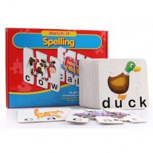 Match_It_Spelling